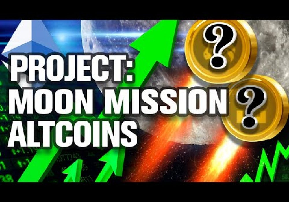GET STRAPPED IN! Liftoff for These COINs Begins NOW!!