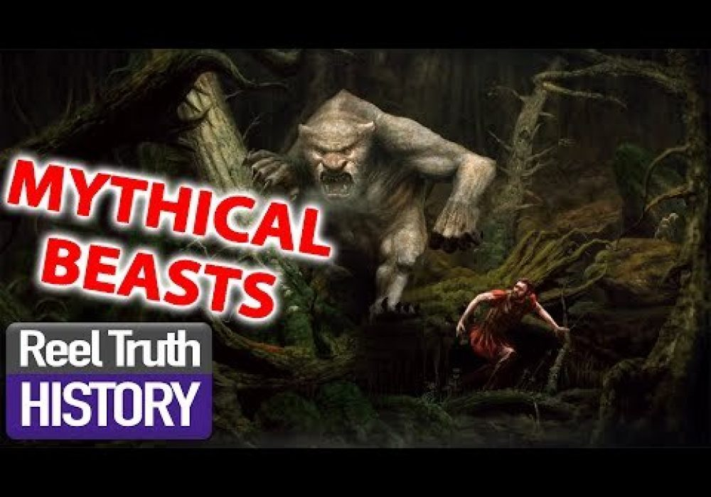 Mythical Beasts and the Dark Wilderness | Myths and Monsters | Reel Truth History Documentaries
