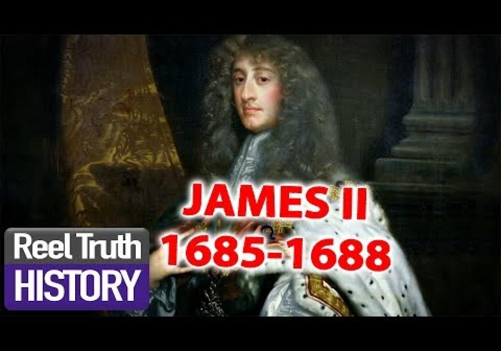 KING JAMES II | The Stuarts: A Bloody Reign | Reel Truth History Documentaries