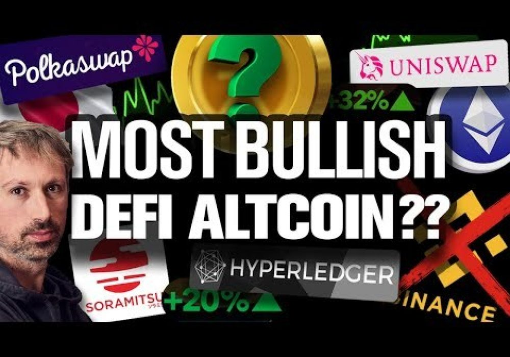 Top DeFi ALTCOIN for this PUMP!? Binance Fears It…