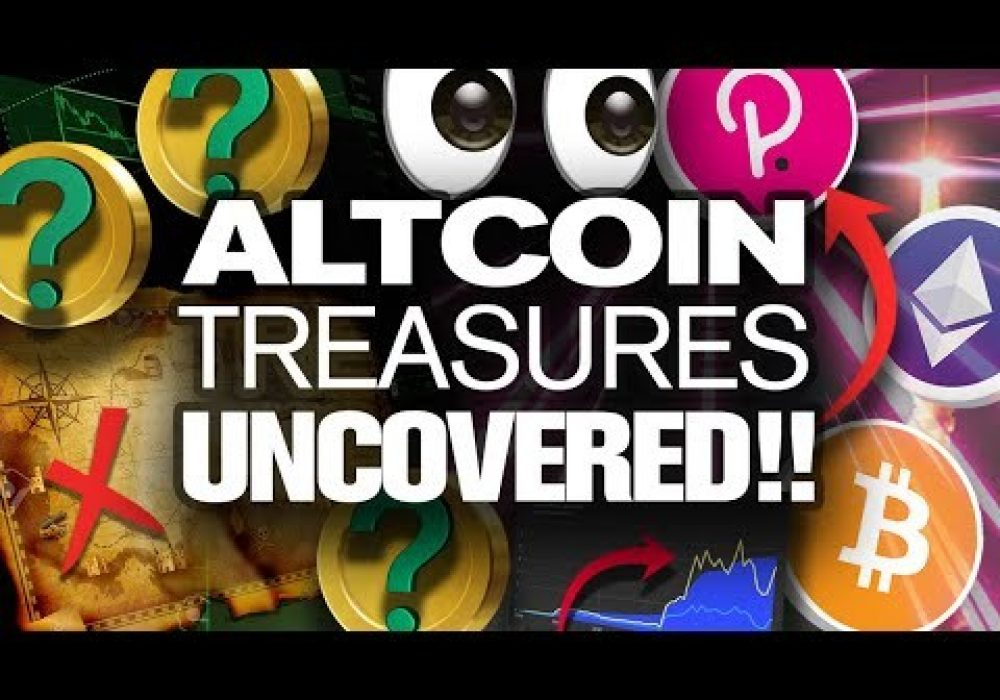 Biggest ALTCOIN Gains!! Hiding in Plain Sight🚀👀